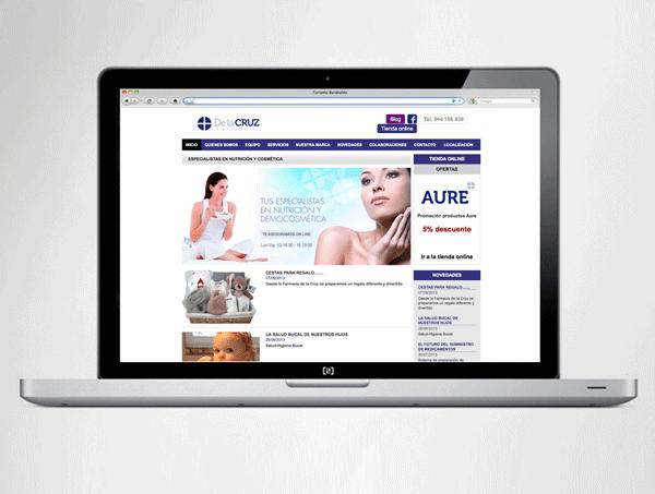 Tienda online DelaCruz farmacia