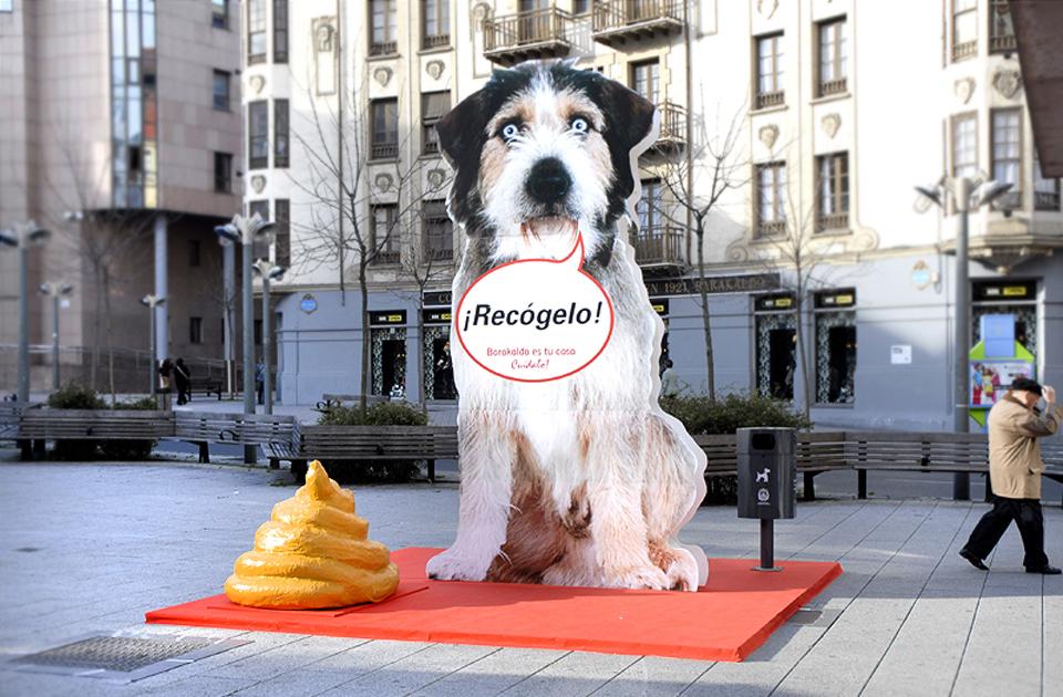 Campaña 'Recógelo' de concienciación ciudadana