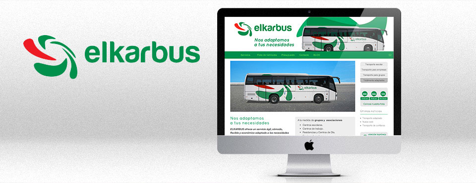 Elkarbus se instala en Vizcaya en el sector del transporte colectivo