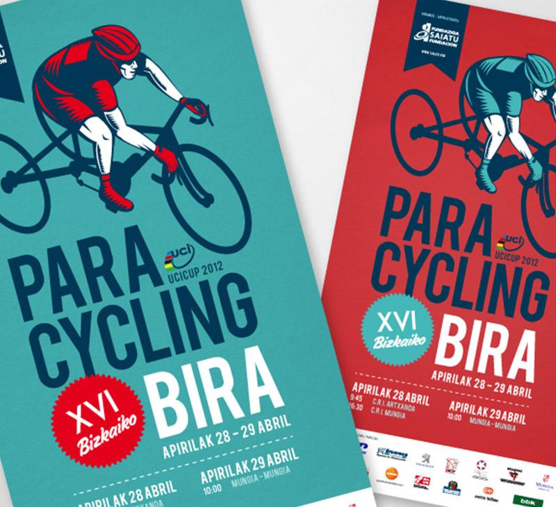 paraclycling bira