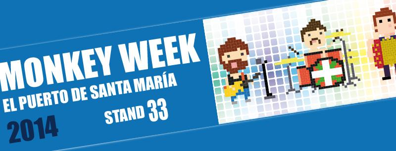 "Arranca ""Monkey Week""  10-11-12 de octubre"