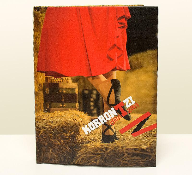 Korrontzi – Libro DVD