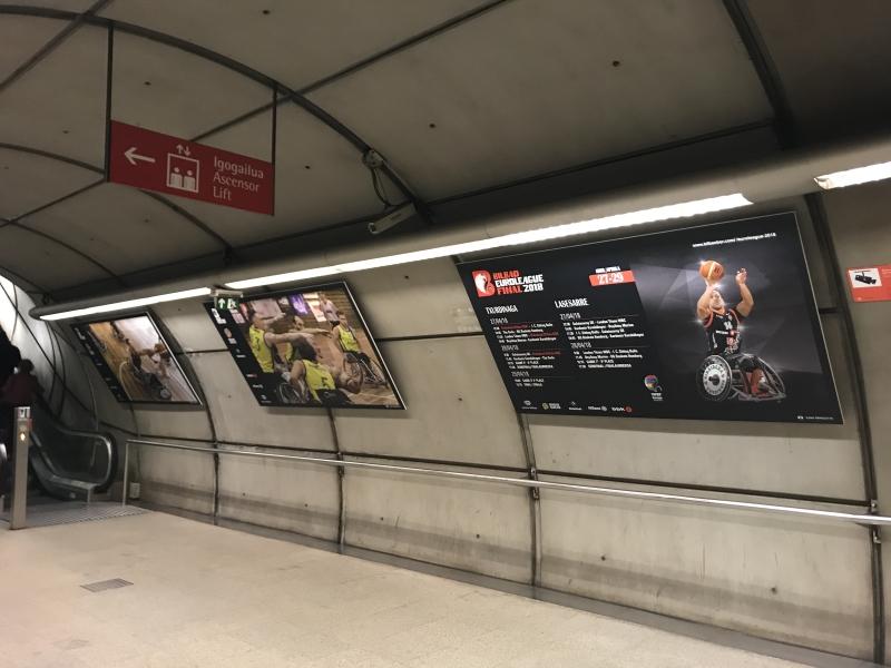 Exposición fotográfica Bilbao Euroleague 2018