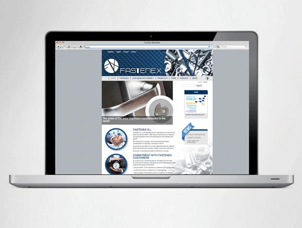Web site Fastenex