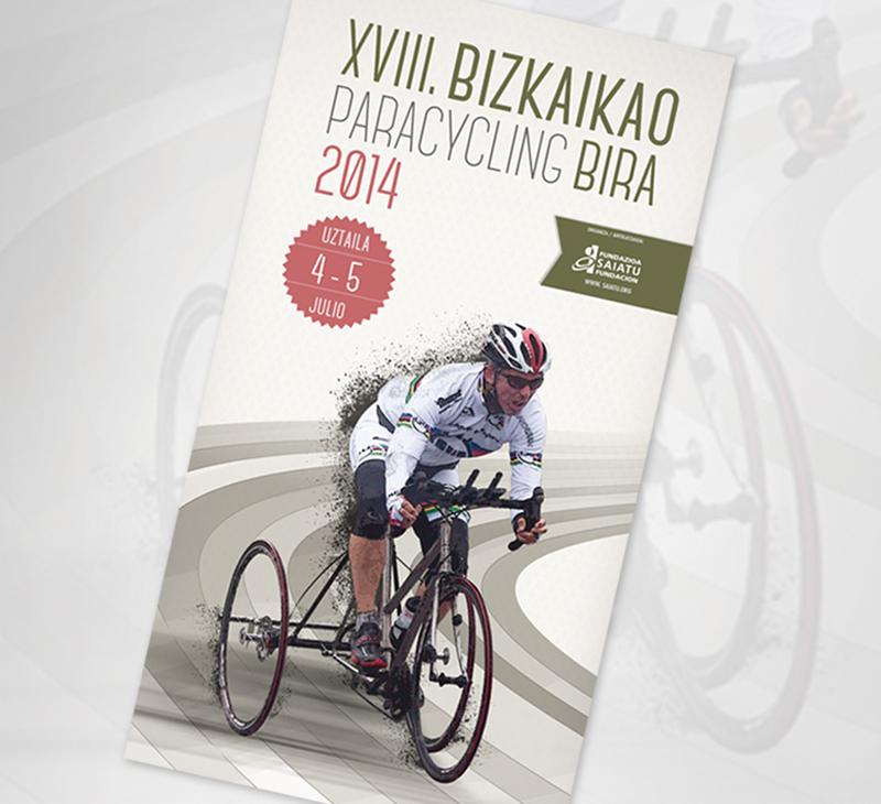 Bidaideak – cartel Bira 2014