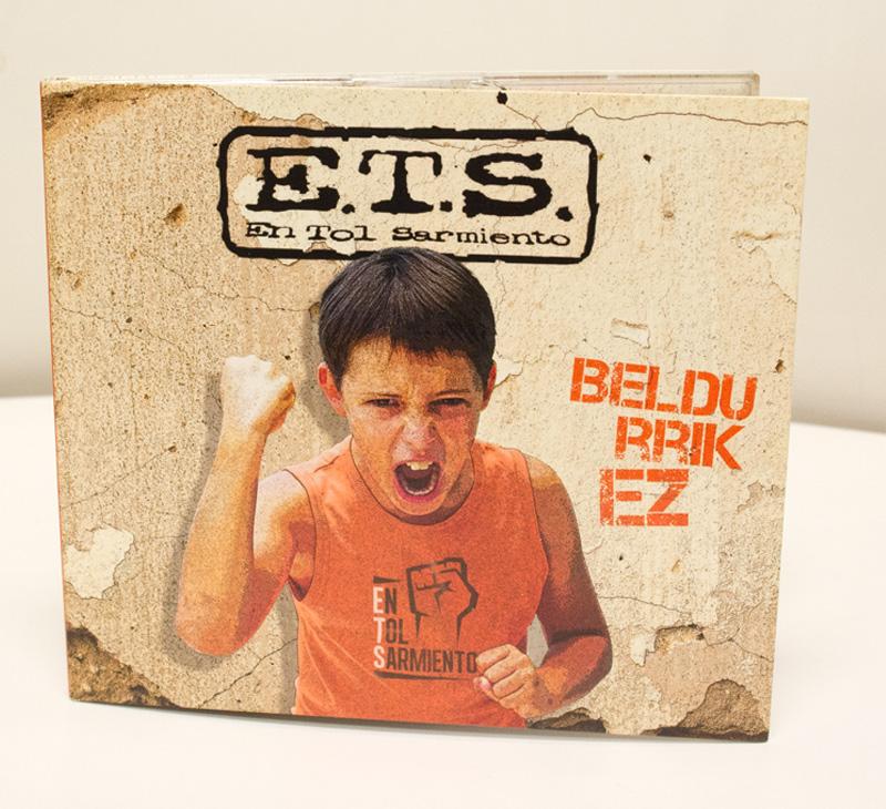 E.T.S. – Digipack
