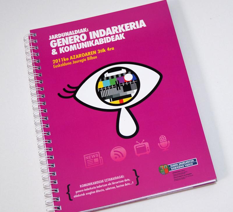 Gobierno Vasco – Jornadas Violencia de Género