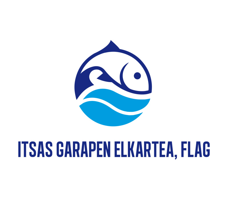 ITSAS GARAPEN ELKARTEA FLAG – Imagen corporativa